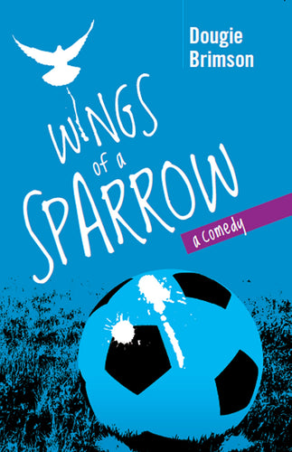 Wings of a Sparrow  Book Byy Dougie Brimson - Best Sport Fiction Book