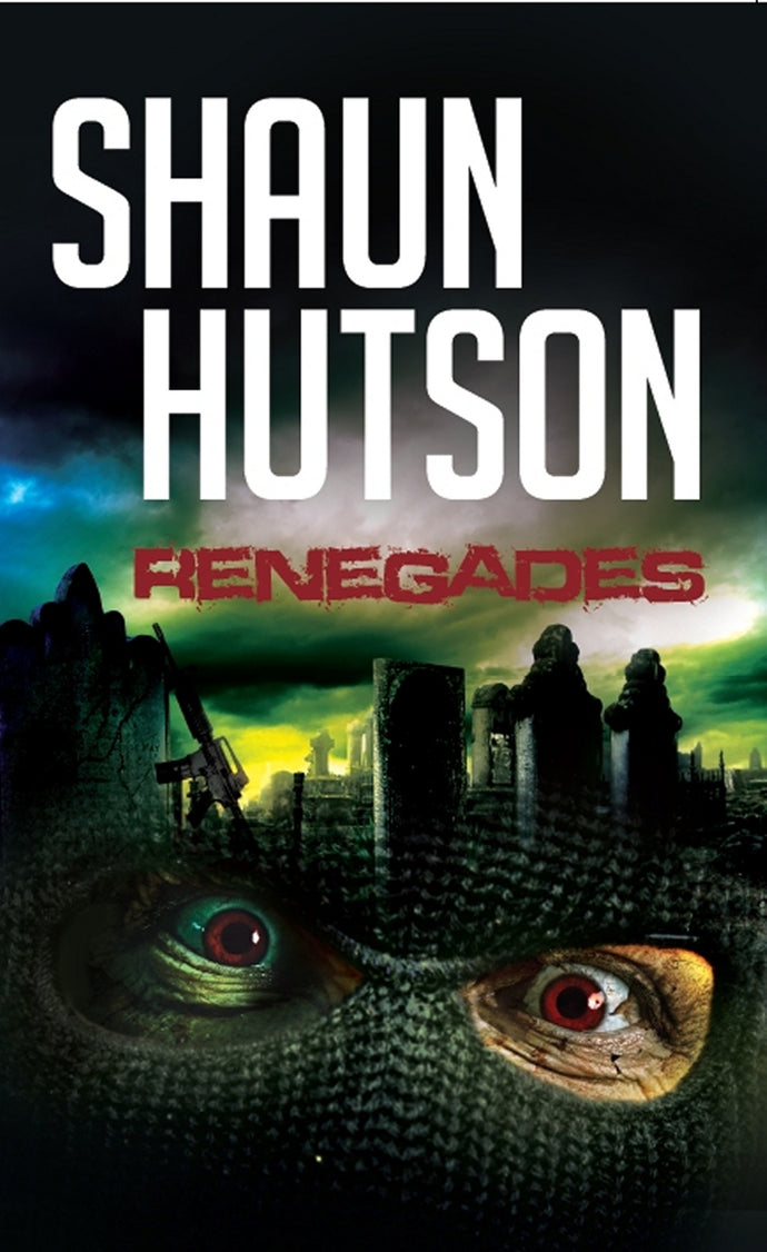 Renegades Book by Shaun Hutson - Horror eBooks for Kids and Teens