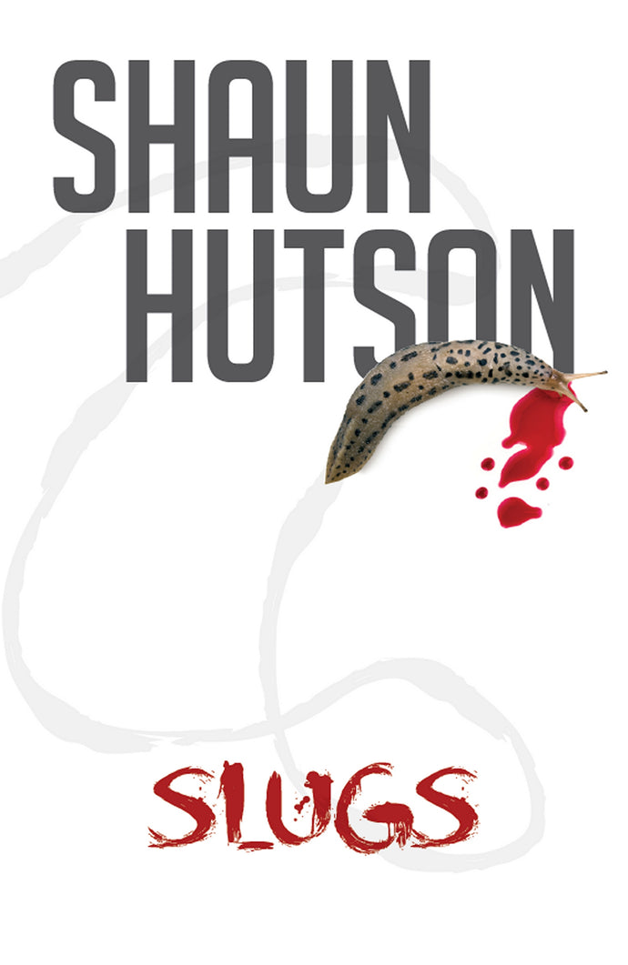 Slugs Novel by Shaun Hutson - Speculative fiction Book Online