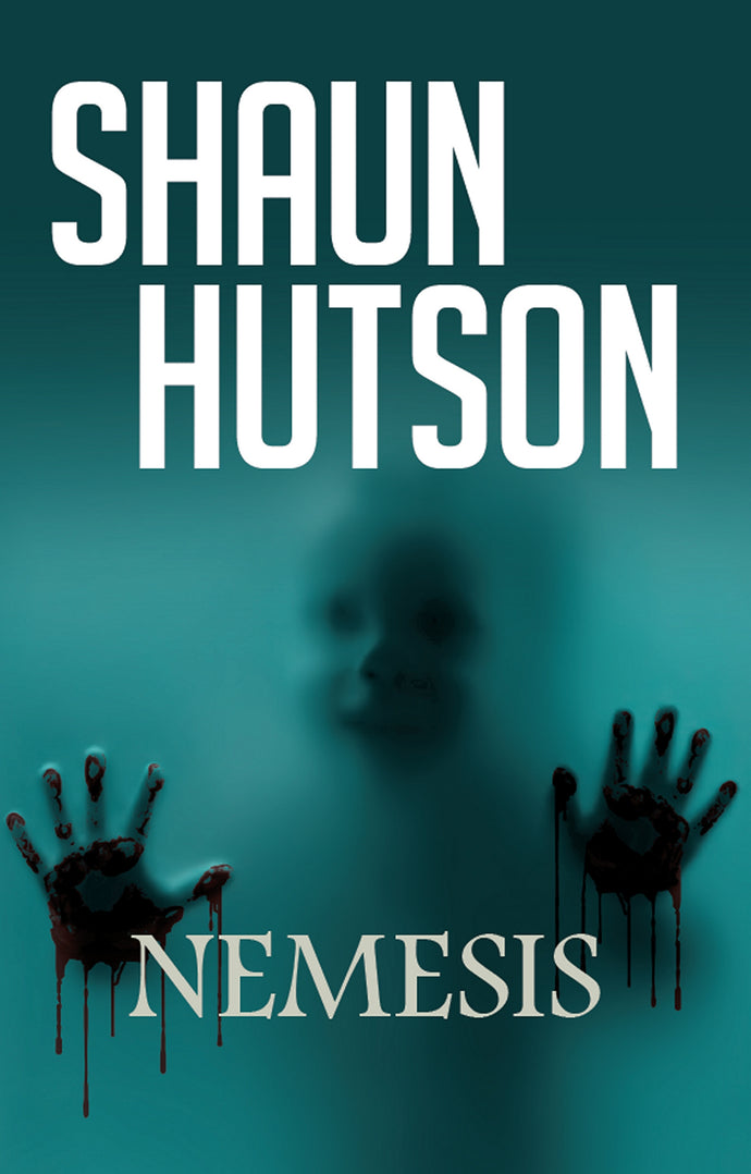 Nemesis Book by Shaun Hutson -  Best Scariest Horror Books of All Time