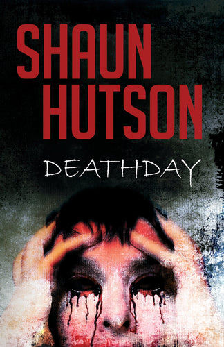 Death Day Book by Shaun Hutson - Horror Fiction Book Online