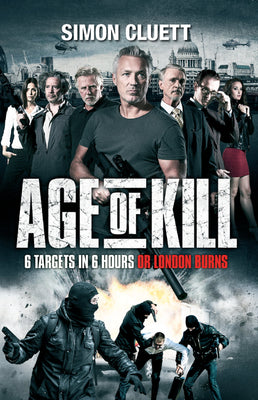 Age of Kill by Simon Cluett - Caffeine Nights Books