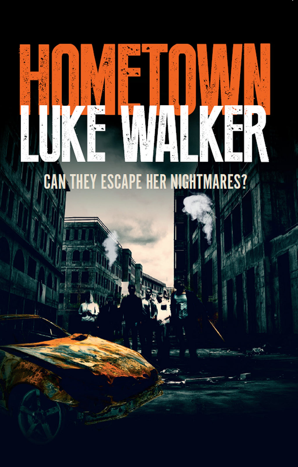 Hometown by Luke Walker - Caffeine Nights Books
