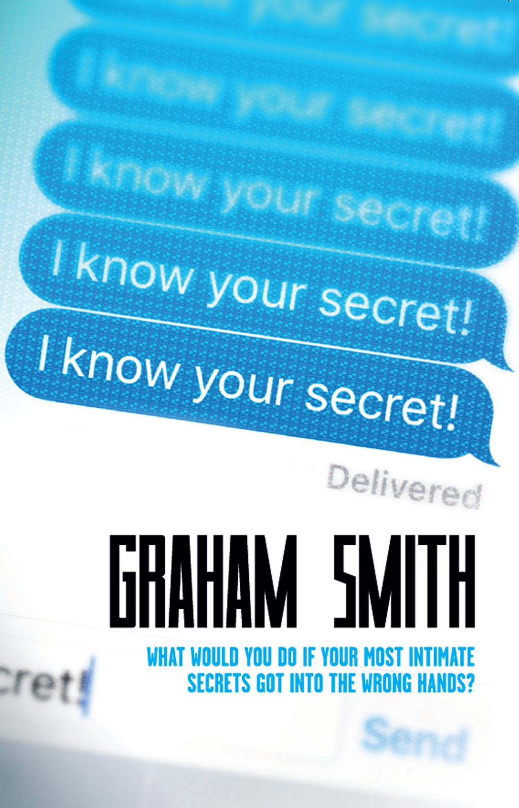 I Know Your Secret - A D.I. Harry Evans novel - Caffeine Nights Books