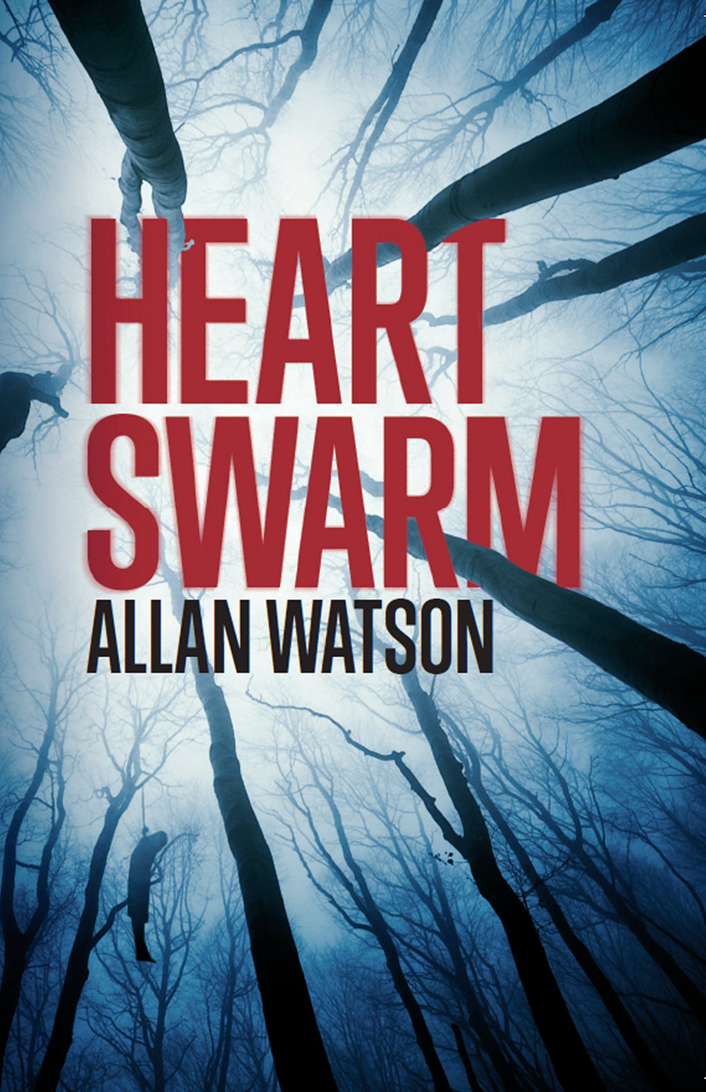 Heart Swarm - Prepare to be scared - Caffeine Nights Books