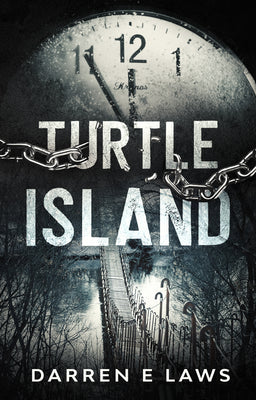 Turtle Island - 20th Anniversary edition - Crime horror from Darren E Laws - Caffeine Nights Books