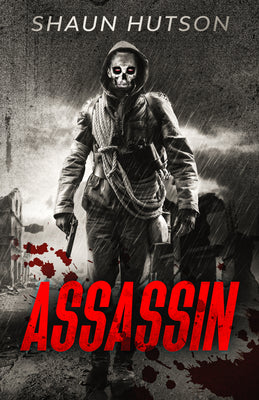 Assassin - Shaun Hutson - Caffeine Nights Books