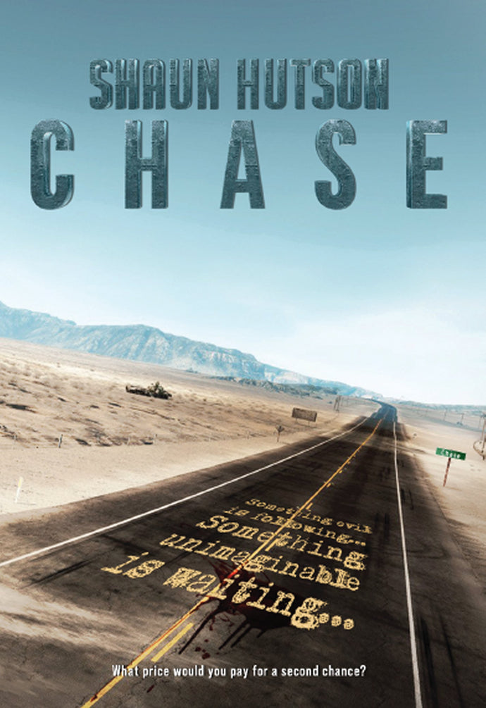 Chase By Shaun Hutson - Horror Fiction Book - Best Selling Book