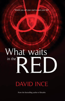What Waits in the Red - What Price Your Soul? Horror by David Ince - Caffeine Nights Books
