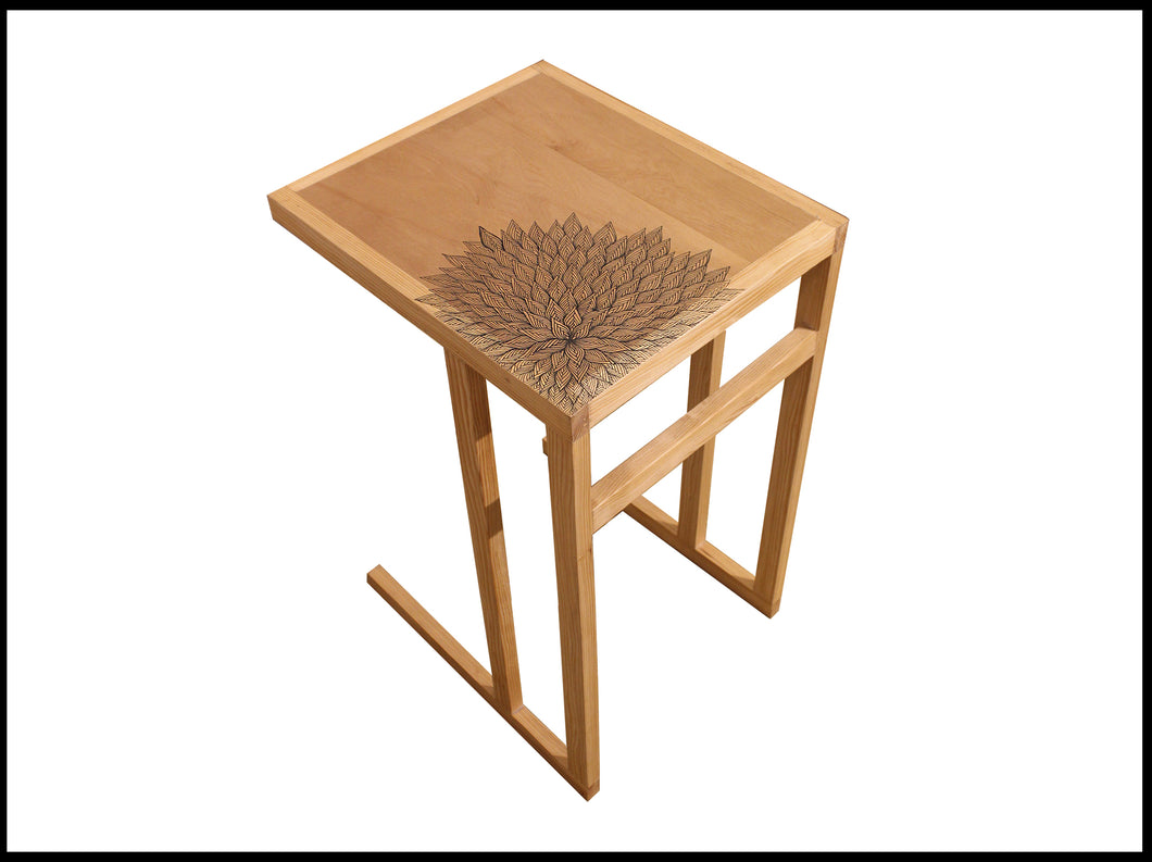 Hemlock Side Table