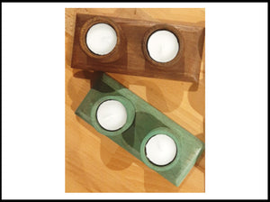 Candle Stand (set of 2)