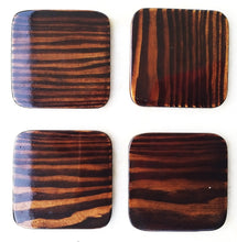 Load image into Gallery viewer, Coaster Hemlock Wood (set of 4)