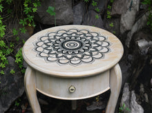 Load image into Gallery viewer, Mandala Side table