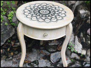 Mandala Side table