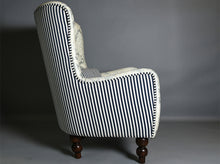 Load image into Gallery viewer, Ralph Wing Chair & Ottoman