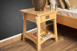 Art & Craft Bedside Table