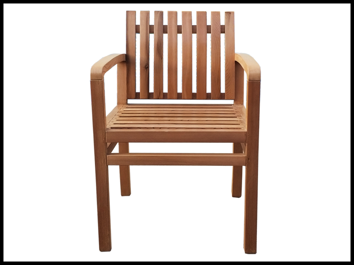 Cheers Outdoor Chair (Western Red Cedar)