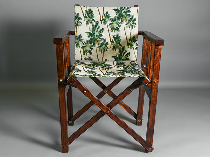 Deck Chair (Printed Fabric)