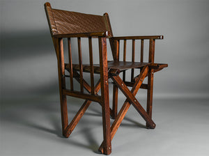 Deck Chair with Tray