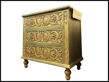 Load image into Gallery viewer, Lotus 3 Drawer Chest
