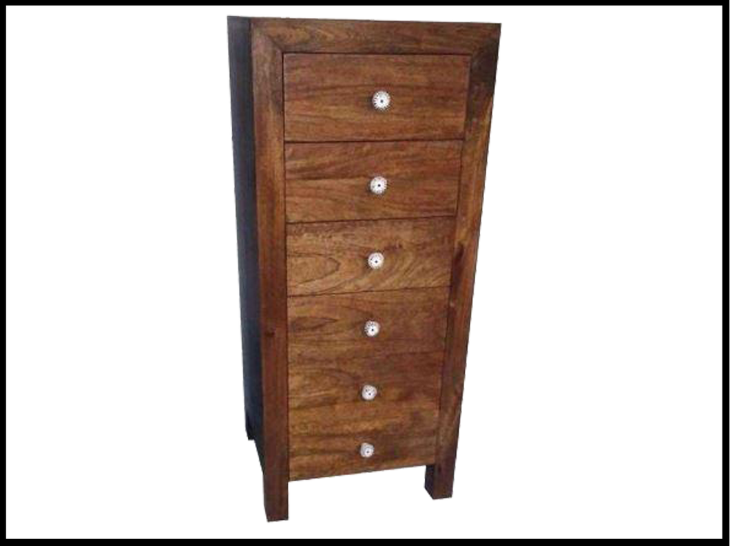 Skandee 6 drawer chest
