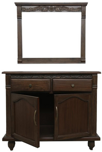 Side Board & Mirror (without mirror)