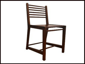 Skandee Chair (Slats Back)