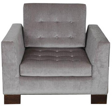 Load image into Gallery viewer, Sofa & Poufy Single Seater