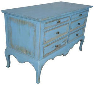 Zinia Chest of Drawers (with mirror)