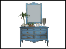 Load image into Gallery viewer, Zinia Chest of Drawers (with mirror)