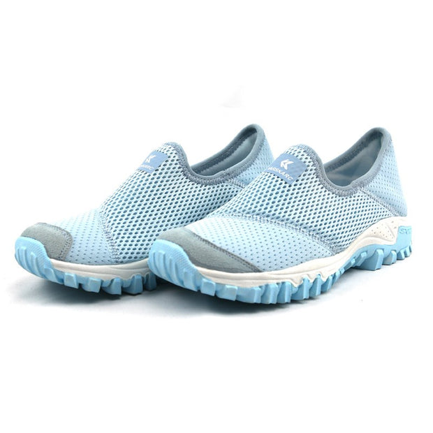 Women's breathable comfortable non-slip hiking tennis shoes