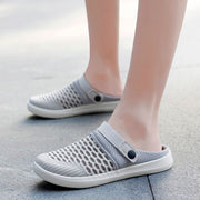 Women's summer slip-on breathable leisure slippers