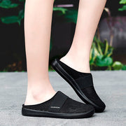Women's summer spring breathable slip-on leisure sneakers