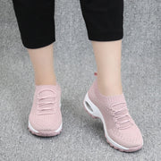 Women's comfortable lightweight breathable mesh shoes