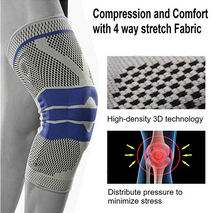 Load image into Gallery viewer, 50% OFF TODAY- Premium Knee Brace Compression Sleeves