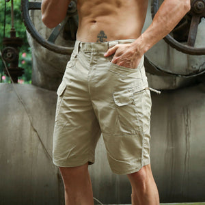 (Last Day Promotion 60% OFF)-Waterproof Tactical Shorts-Summer Comfortable Product
