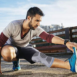 50% OFF TODAY- Premium Knee Brace Compression Sleeves