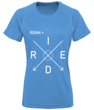 Ride III - Women's TriDri® Panelled Tech