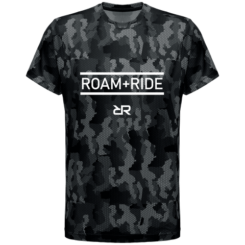 Camouflage - Men's Performance Sports T-shirt