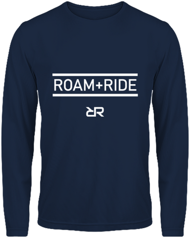 Warm Up - Sport T-shirt Long sleeve