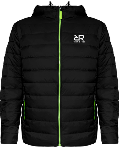 Half Pipe - Padded Men's Down Jacket