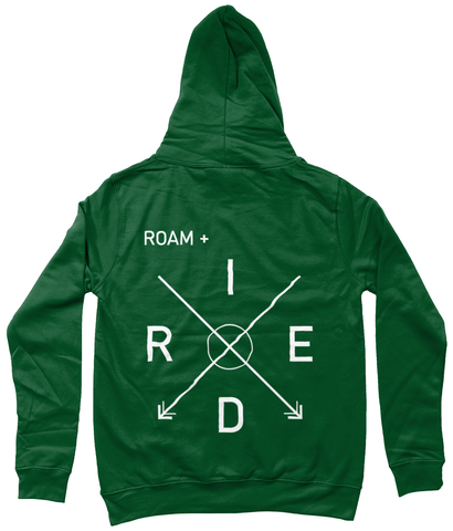 Shox - Roam & Ride Ladies Hoodie