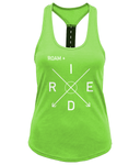 Ride II - Women's TriDri® Strap Back Vest