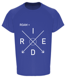 Ride - TriDri® Embossed Sleeve T-Shirt
