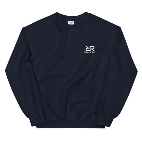 Switchback - Unisex Sweatshirt (Back printed)