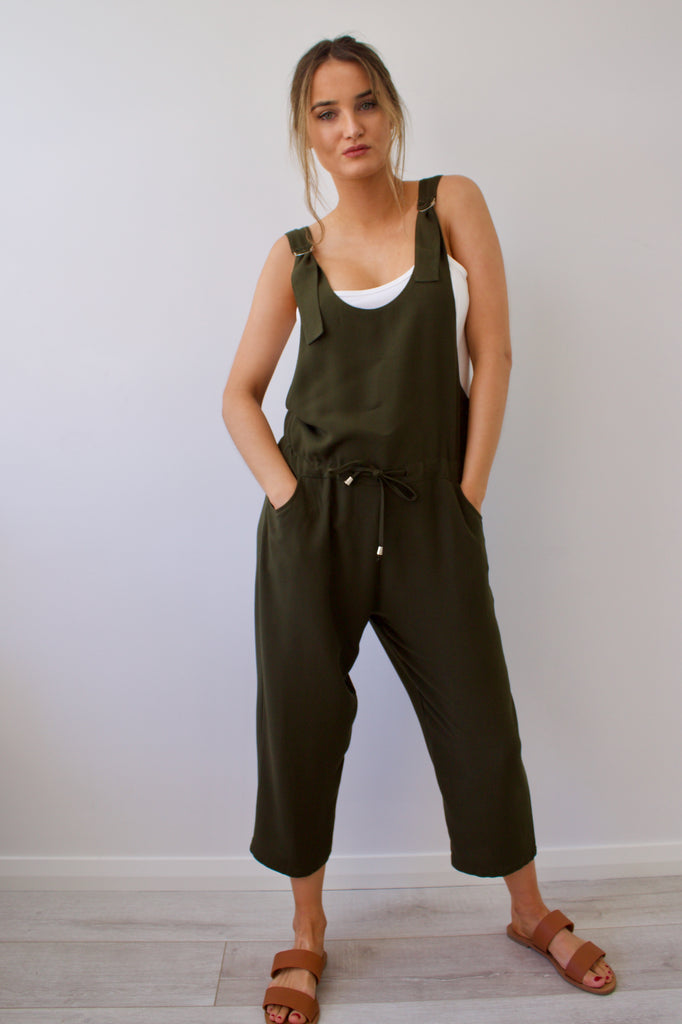 Jett Jumpsuit- Green