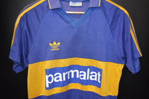 BOCA JUNIORS 1991-1992 ORIGINAL  JERSEY Size M (VERY GOOD)