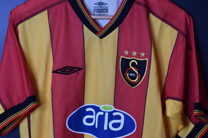 GALATASARAY 2003 ORIGINAL  JERSEY Size M (EXCELLENT)