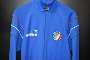 ITALY 1990 ORIGINAL JACKET WITH PANTS Size M (VERY GOOD)