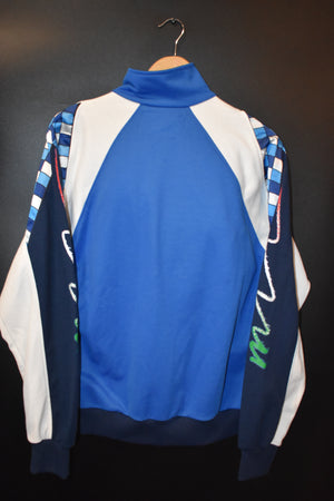 ITALY 1990-1992 ORIGINAL JACKET with pants Size M (VERY GOOD)